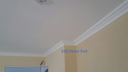 Soffitto Con Cornici E Stucchi In Gesso Pictures to pin on Pinterest